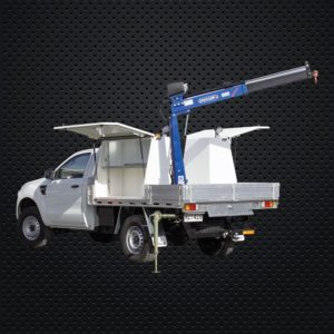 Ute Cranes & Tail-Lifts