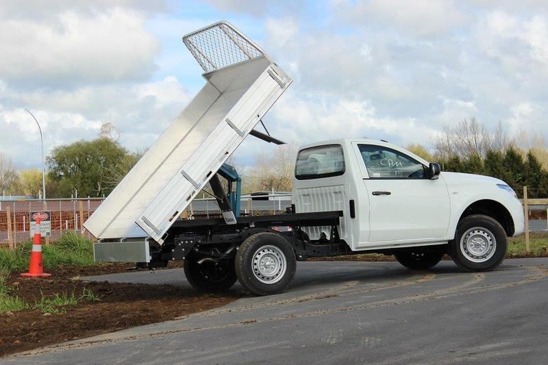 Uteworx Tipper Deck Camco Industries Ltd