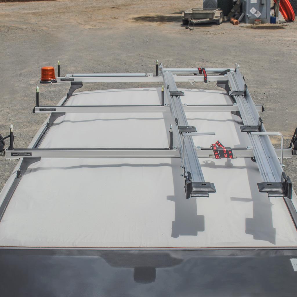 Single Ladder Rack