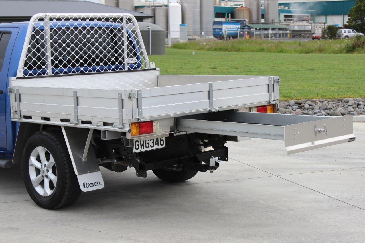 Aluminium Flat Deck Double Cab Camco Industries Ltd