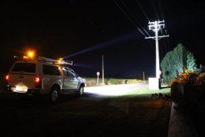 Remote LED worklight
